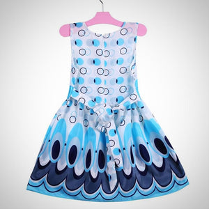 Princess Bow Belt dress - Juniorshopstyle