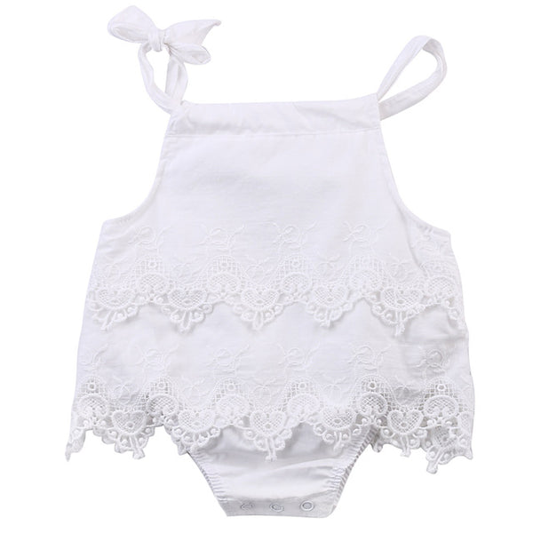 Baby Girls suit Flower Sleeve - Juniorshopstyle