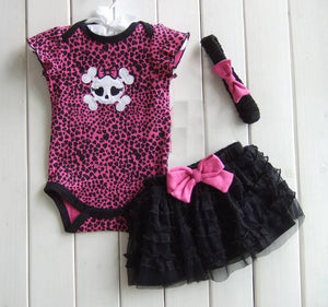 Baby Girl 3 PC Suit set - Juniorshopstyle