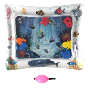 Baby Water Play Mat Tummy Time Toys For Newborns - Juniorshopstyle