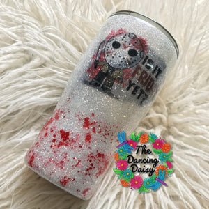 20 oz Friday the 13th Jason Voorhees tumbler