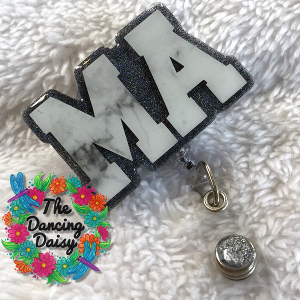 MA - Medical Assistant -  initial Badge Reel