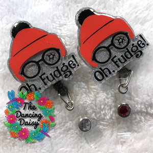Oh Fudge! Christmas Story Badge Reel