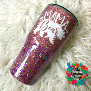 30 oz Mama Bear tumbler - version 2