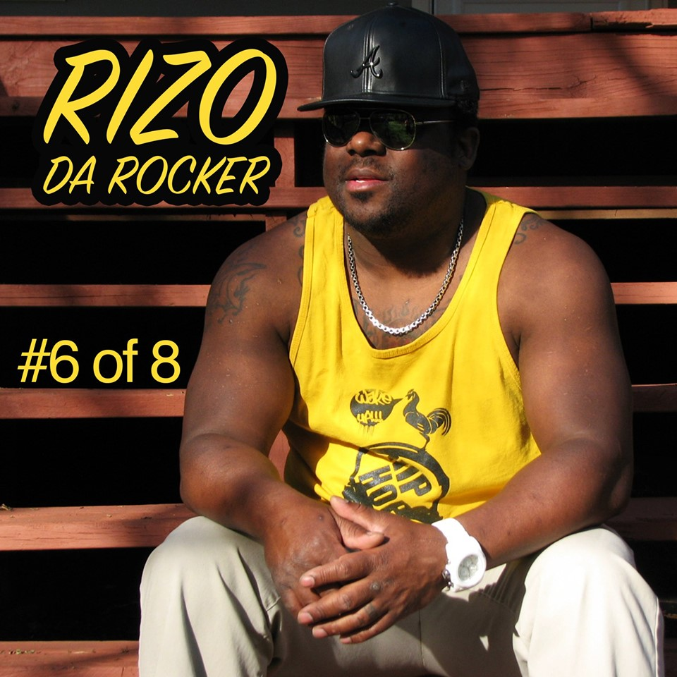 "Rizo Da Rocker EP ""# 6 of 8"""