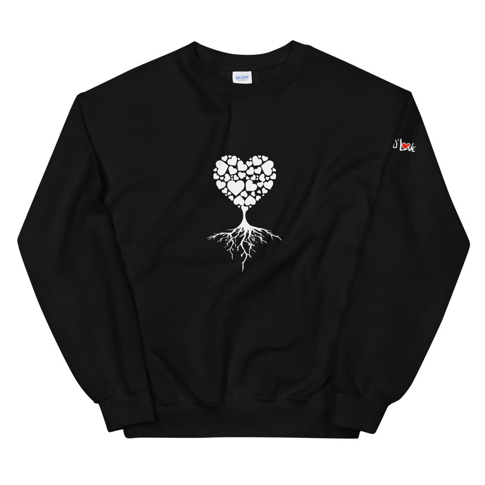 Rooted in Love Unisex Sweatshirt