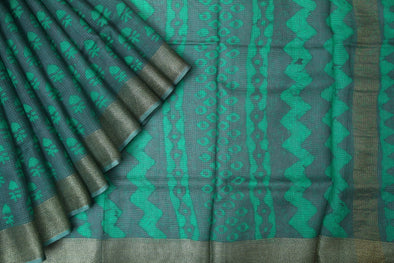 Online store for Green Handloom Kota Silk Saree