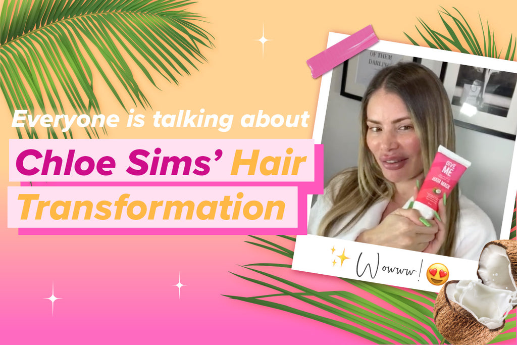Everyone is Talking about Chloe Sims' Hair Transformation
