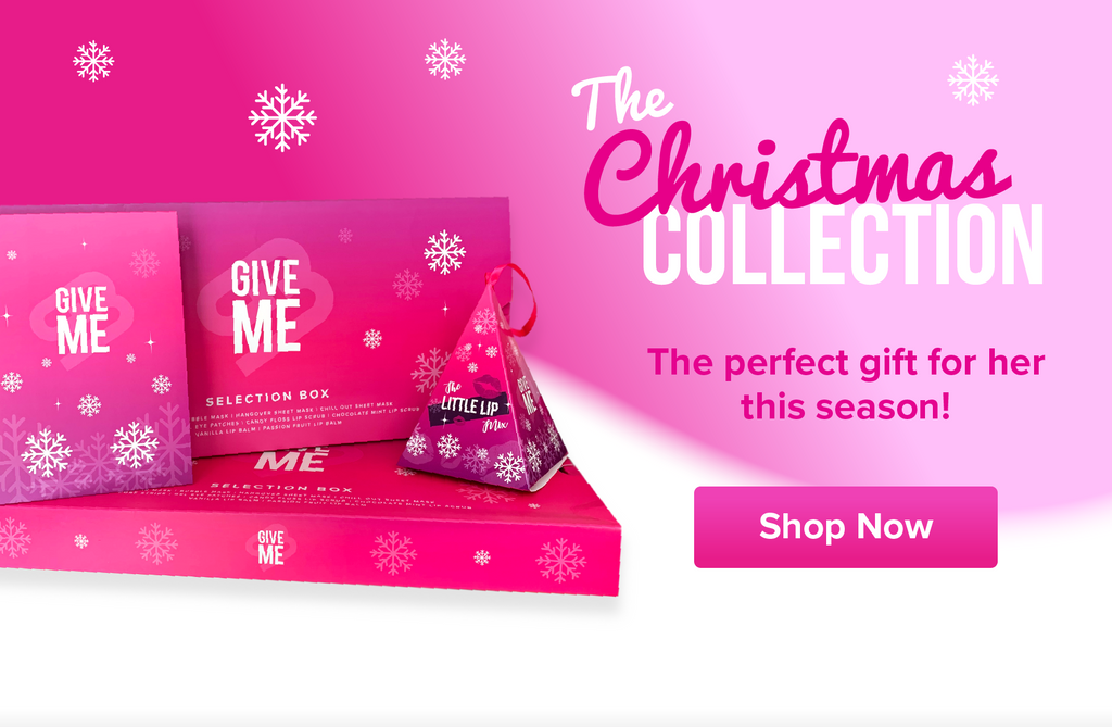 Give Cosmetics Launches The Christmas Gifts Collection!