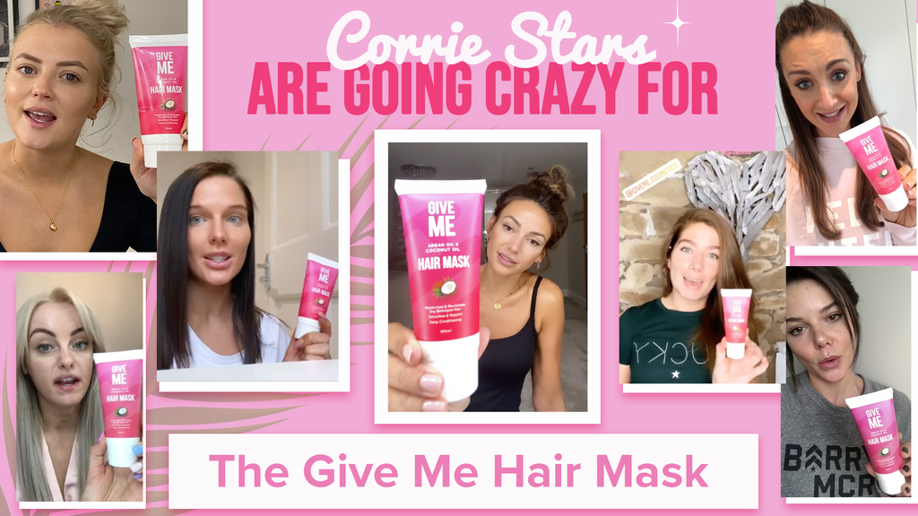 Corrie Stars are Going Crazy for the Give Me Hair Mask