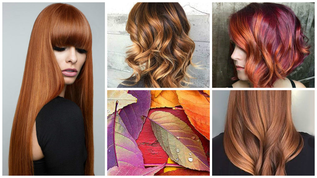 Top 5 Hair Tones to Have this Autumn