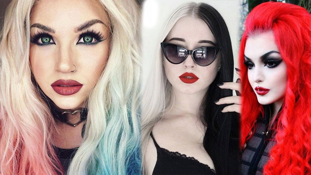 5 'Wicked' Temporary Hair Dyes to Try Out This Halloween
