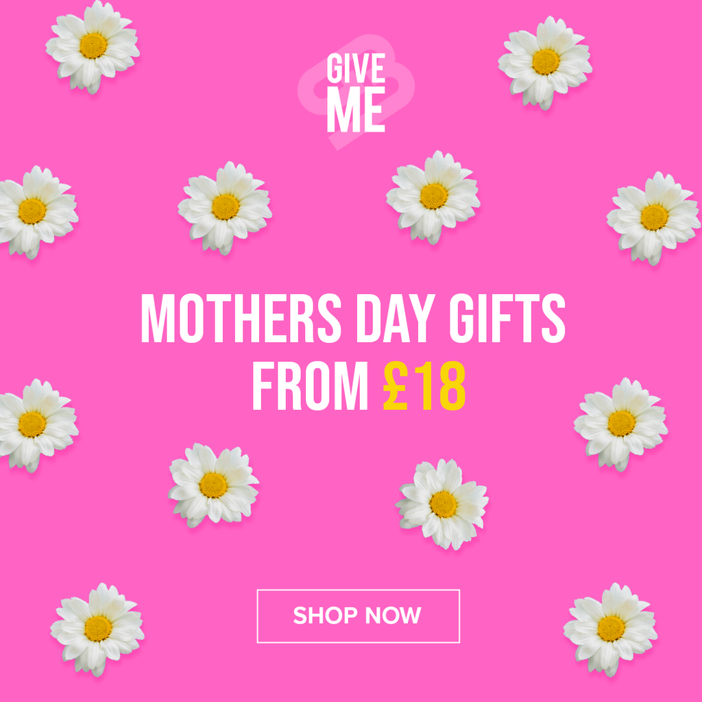 Show Your Mum you care with Give Me's Mother's Day Hamper Range