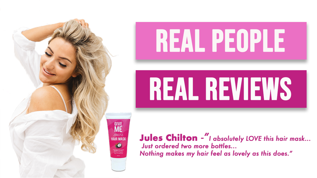 Check Out the Hair Mask Everyone is Talking About!