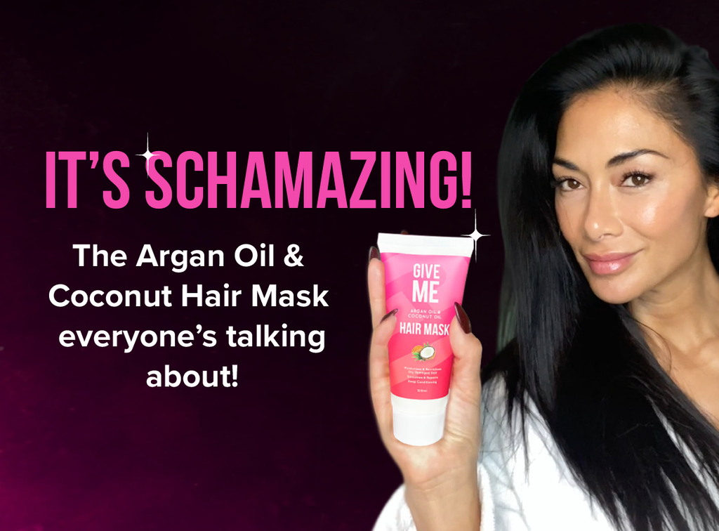Nicole Scherzinger REVEALS the secret to luscious hair!