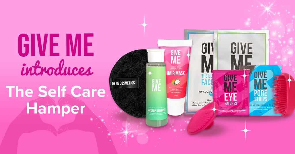 Give Me Introduces the Self-Care Hamper