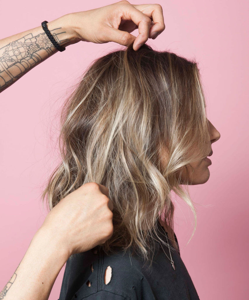 The 'Wave Formation' Hair Hack
