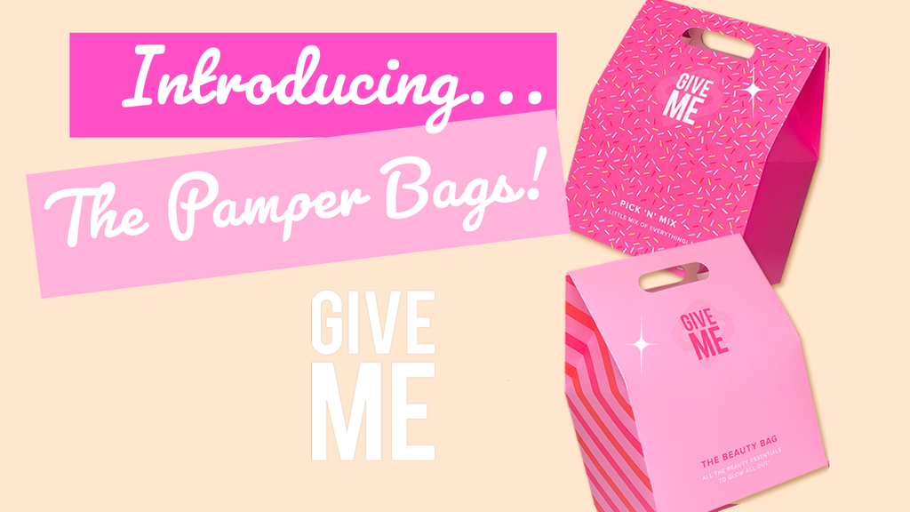 Give Me Cosmetics Launches Pamper Bags for the Ultimate Beauty Gift!