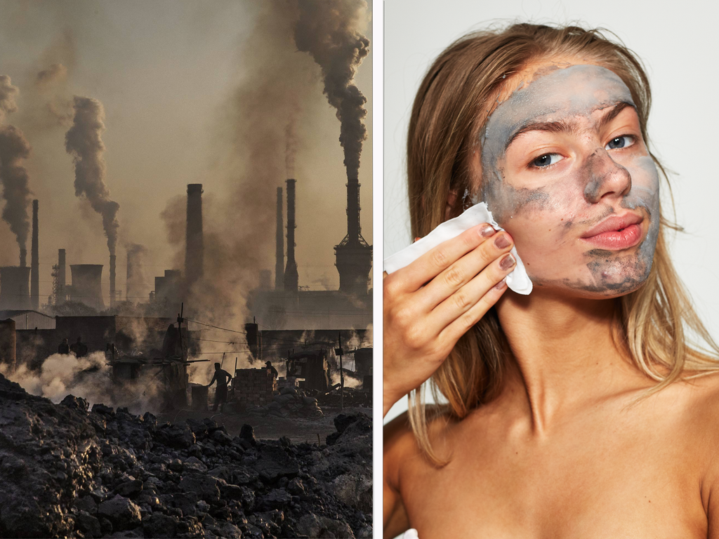 How Pollution is affecting your Skin – Here's How to Fix your Face