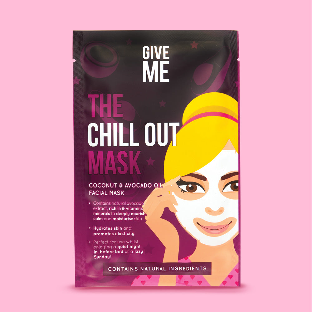 The Chill Out Mask - Coconut and Avocado Oil Facial Mask