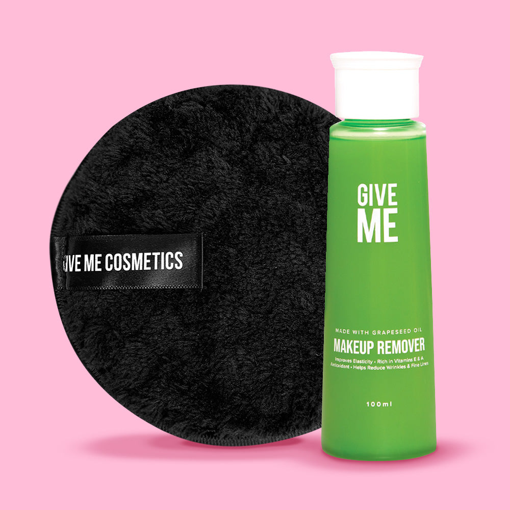 Makeup Remover & Eco Pad Bundle