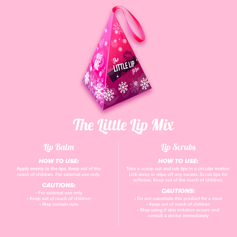 The Little Lip Mix