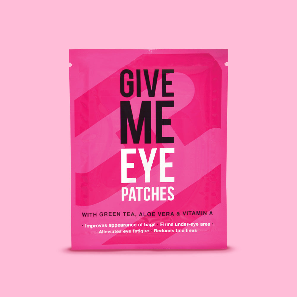 Pink Gel Eye Patches