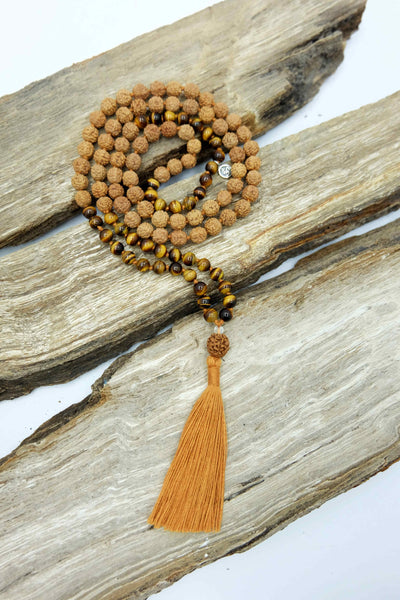 """Balance"" Mala necklace"