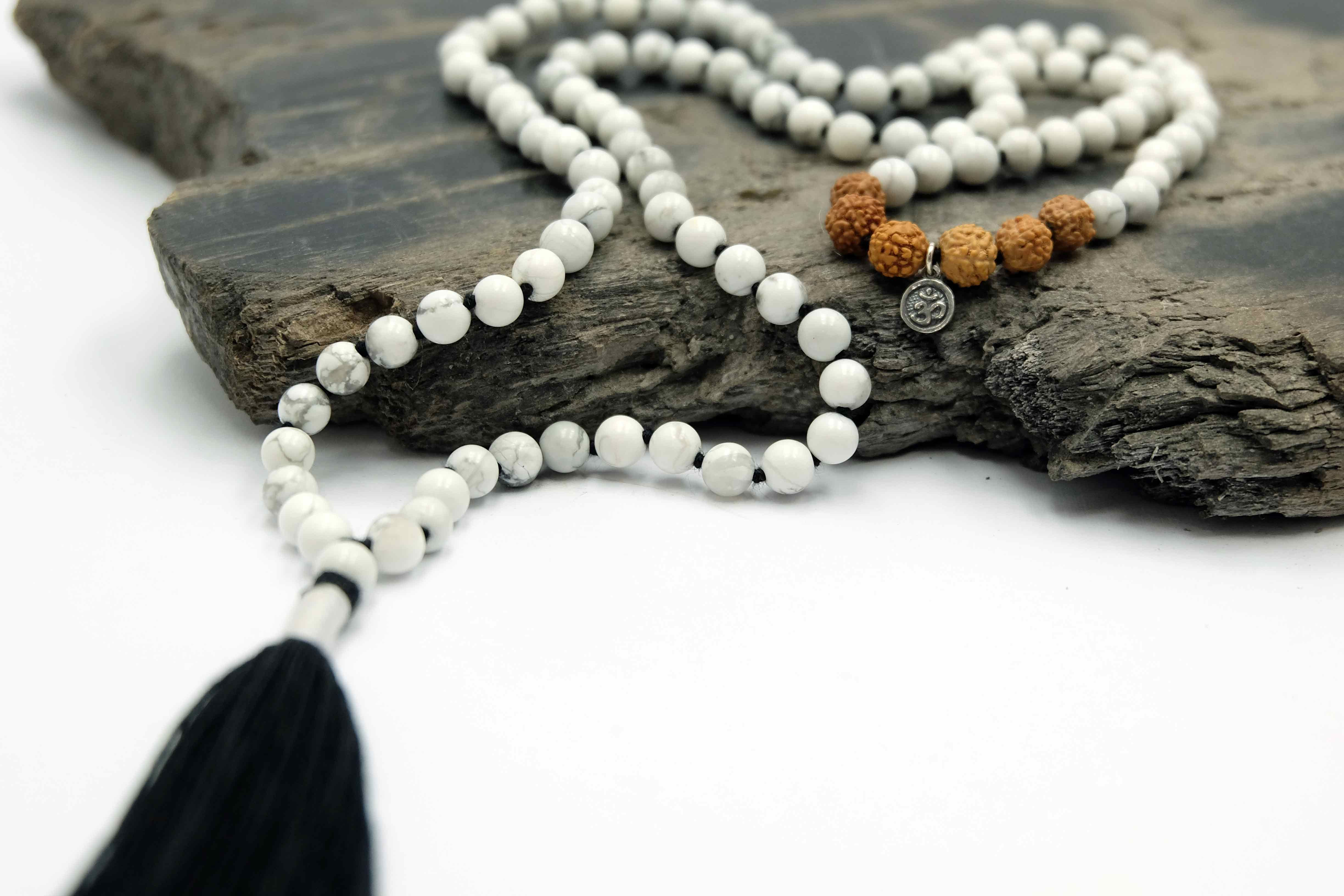 """The Beauty Within"" Mala necklace"