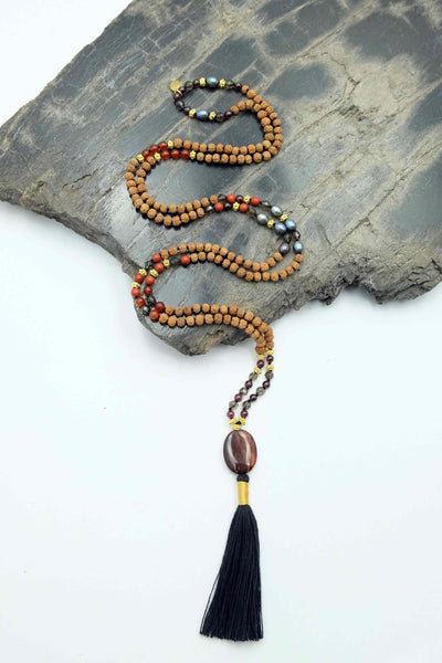 """Desire Me"" Mala necklace (female)"