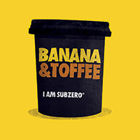 Banana & Toffee flavour