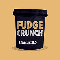 Fudge Crunch flavour