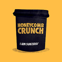 Honeycomb Crunch flavour