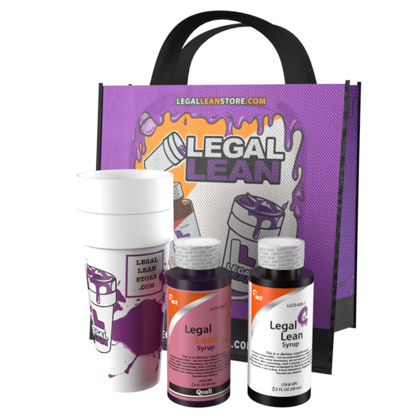 Official Legal Lean Tote Bag