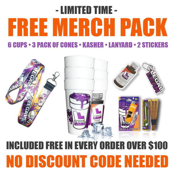Free Merch Pack