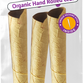 Grape Legal Lean Cone Natural Leaf Wraps King Size