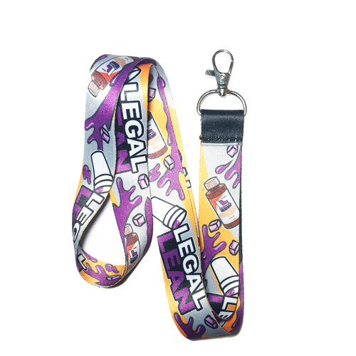 Legal Lean Lanyard