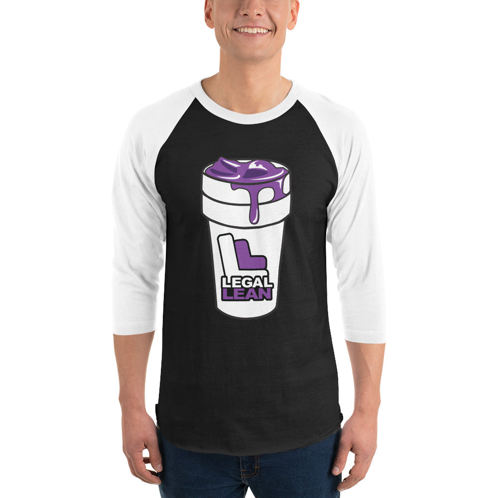 Legal Lean Baseball Tee