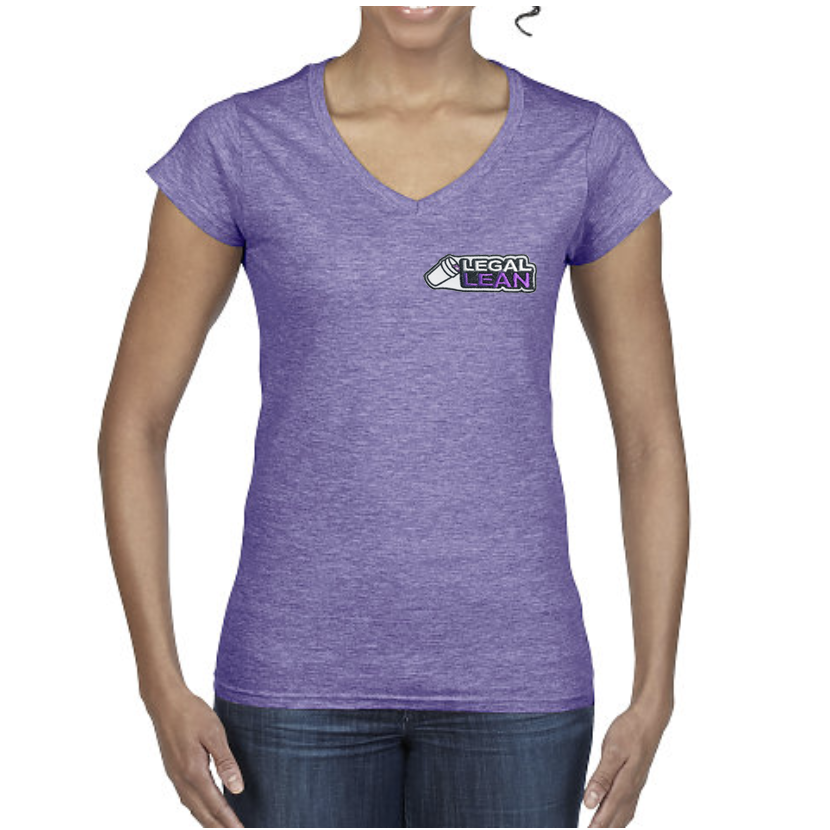 Legal Lean Women's Tee with Patch