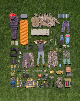 Hunting Trip Gear List