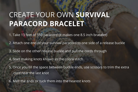 Paracord Uses: How to Use Survival Paracord [True