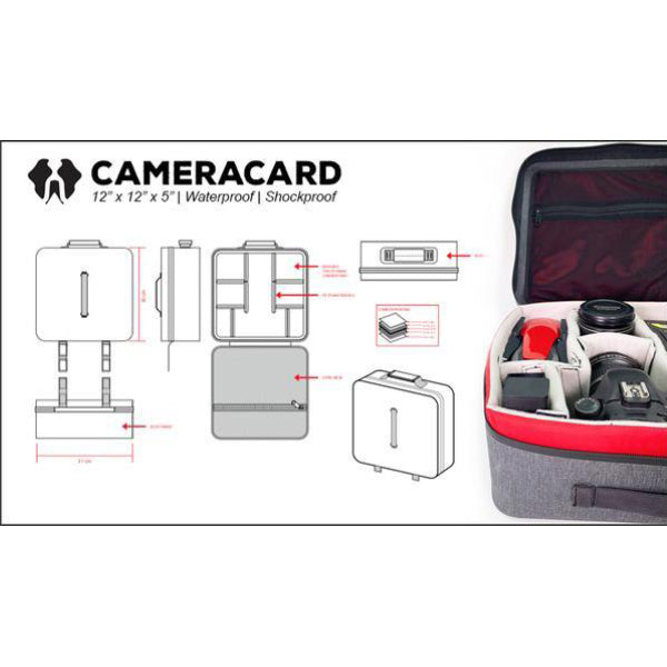 CameraCard for The 24Seven