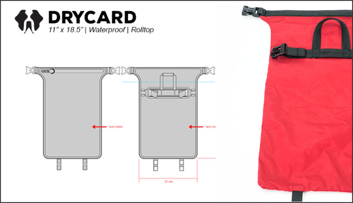 DRYCARD for The 24Seven