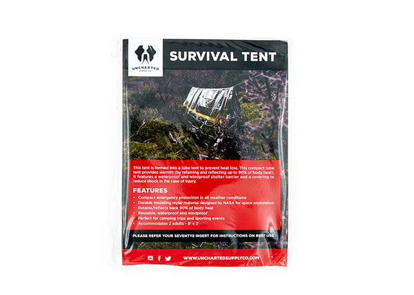 Thermal Survival Tent
