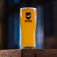 BrewDog 16oz Pint Glass