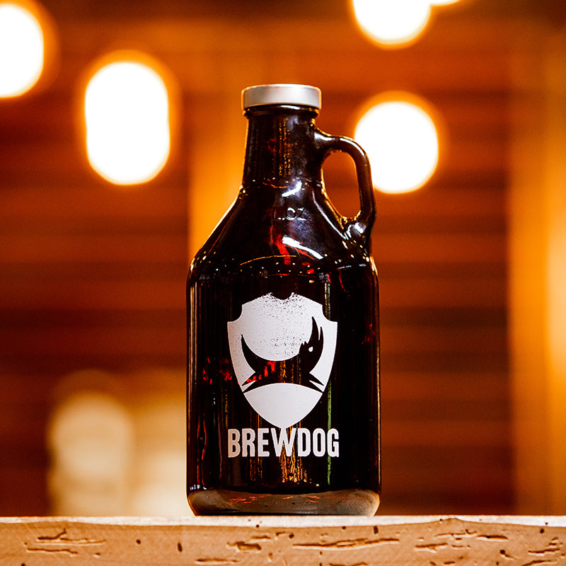 Draft Fills - 32oz Growler