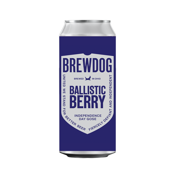 Ballistic Berry 4 Pack