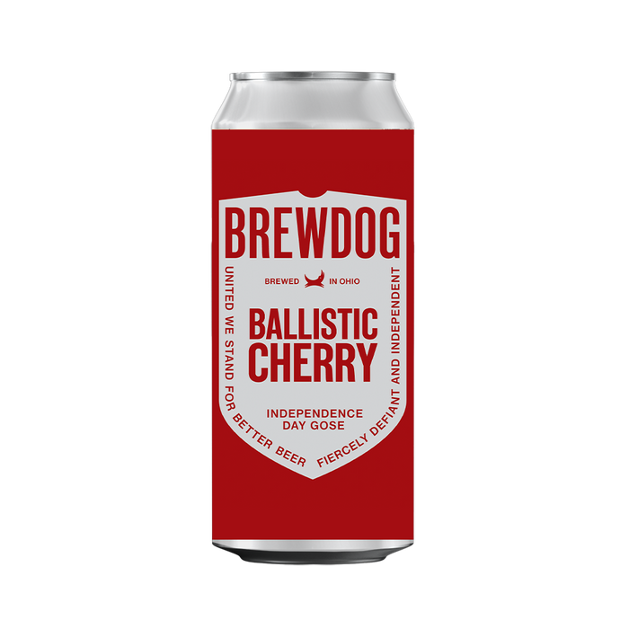 Ballistic Cherry 4 Pack