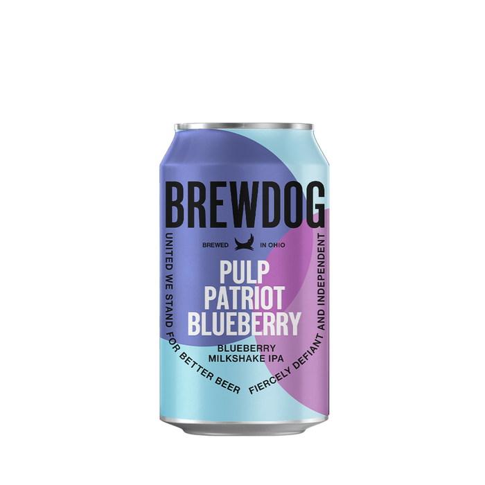 Pulp Patriot Blueberry 6 Pack