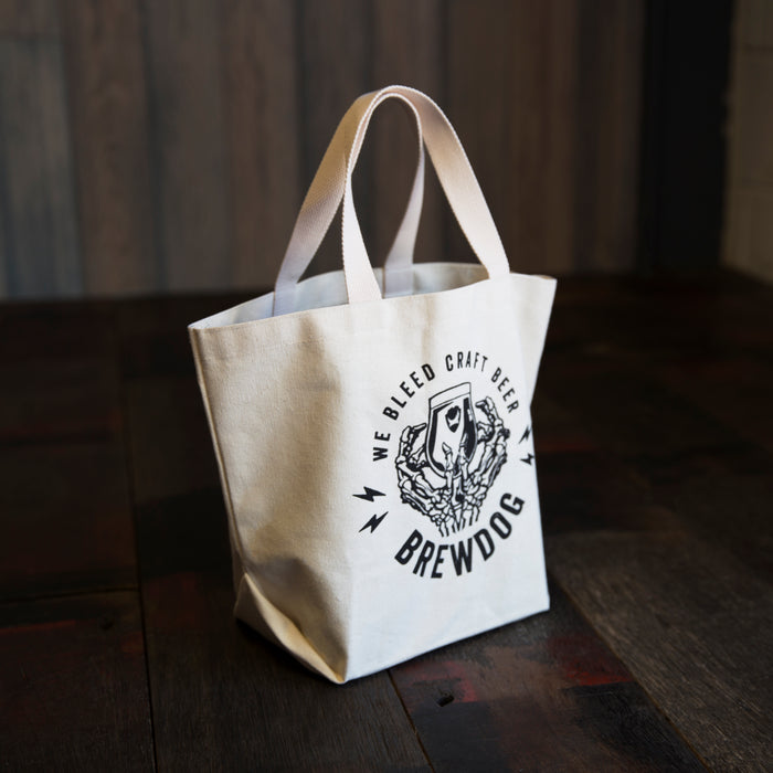 Beer Carrier Tote Bag
